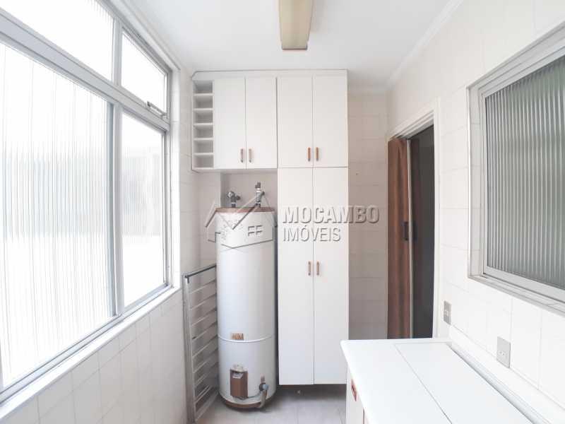 Lavanderia  - Apartamento 2 quartos à venda Itatiba,SP - R$ 495.000 - FCAP21000 - 12