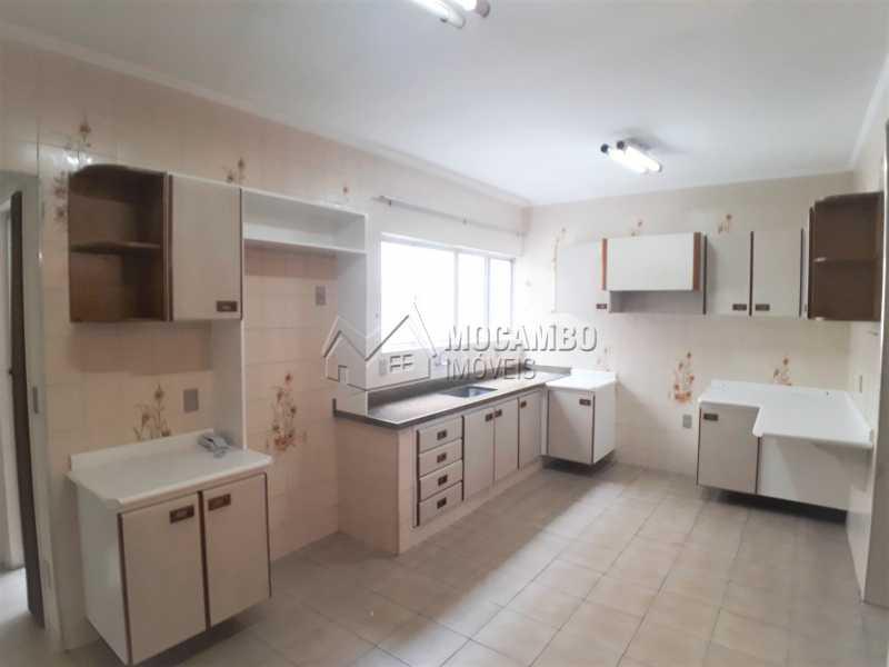 Cozinha  - Apartamento 2 quartos à venda Itatiba,SP - R$ 495.000 - FCAP21000 - 4