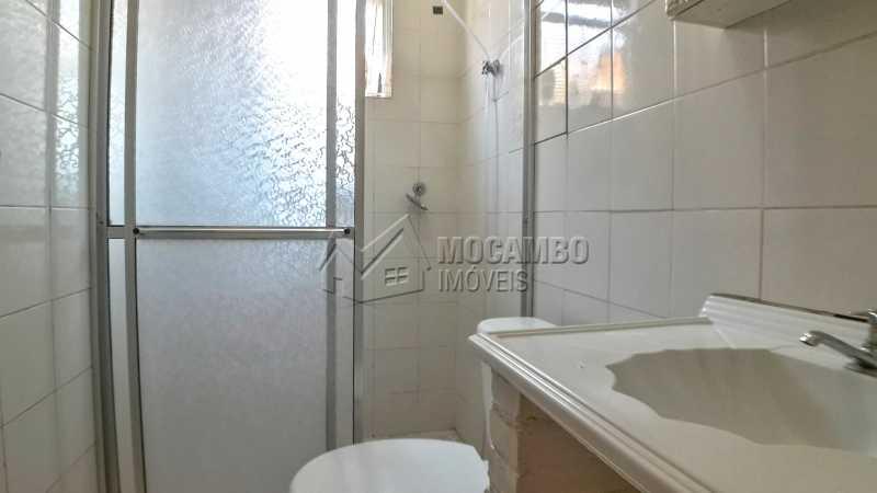 Banheiro Social - Casa Itatiba, Jardim México, SP À Venda, 3 Quartos, 110m² - FCCA31264 - 10