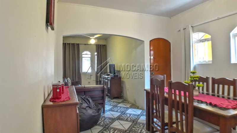 Sala de Jantar - Casa Itatiba, Jardim México, SP À Venda, 3 Quartos, 110m² - FCCA31264 - 3