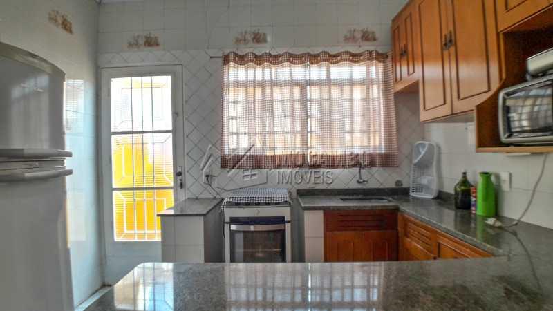 Cozinha - Casa Itatiba, Jardim México, SP À Venda, 3 Quartos, 110m² - FCCA31264 - 4