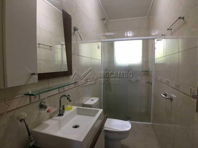 Banheiro  - Casa em Condomínio 3 quartos à venda Itatiba,SP - R$ 680.000 - FCCN30417 - 10