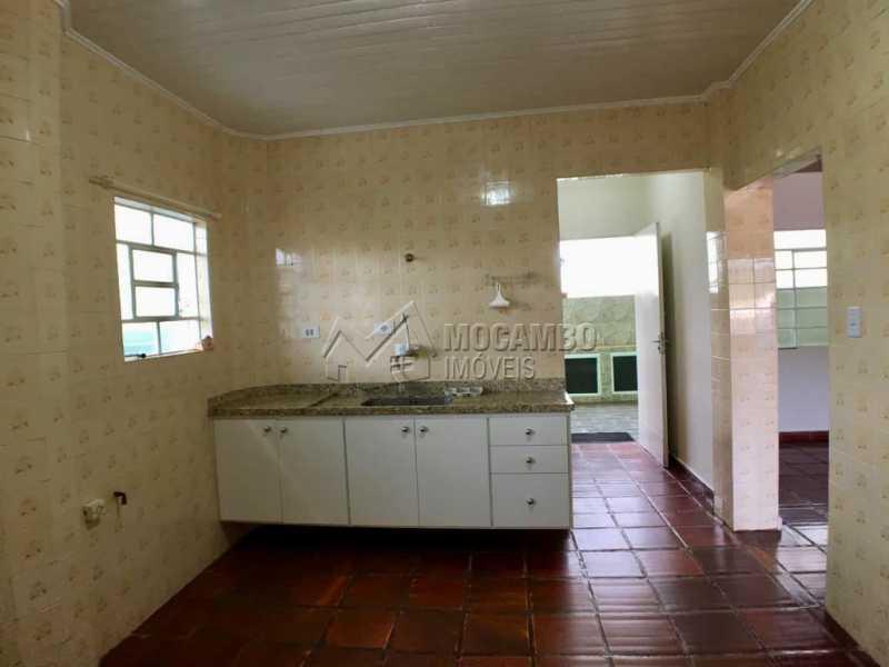Cozinha  - Casa em Condomínio 3 quartos à venda Itatiba,SP - R$ 680.000 - FCCN30417 - 4