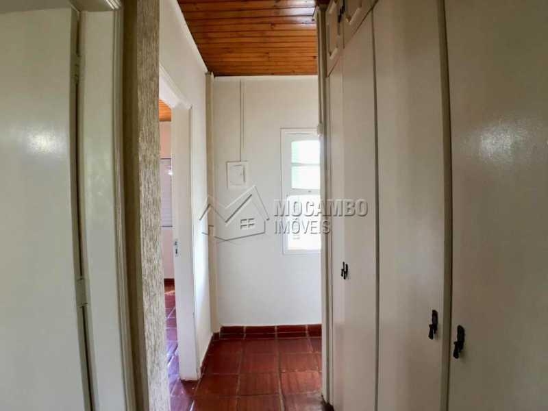 Corredor  - Casa em Condomínio 3 quartos à venda Itatiba,SP - R$ 680.000 - FCCN30417 - 15
