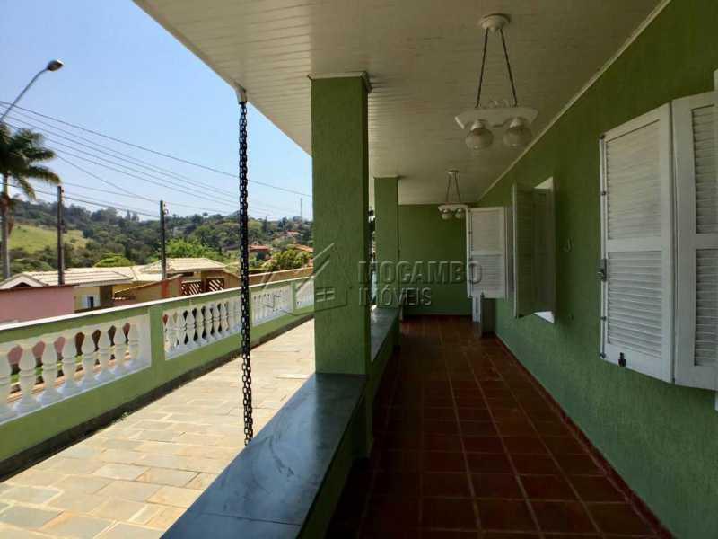 Varanda  - Casa em Condomínio 3 quartos à venda Itatiba,SP - R$ 680.000 - FCCN30417 - 16