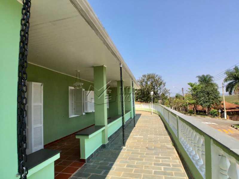 Varanda - Casa em Condomínio 3 quartos à venda Itatiba,SP - R$ 680.000 - FCCN30417 - 18