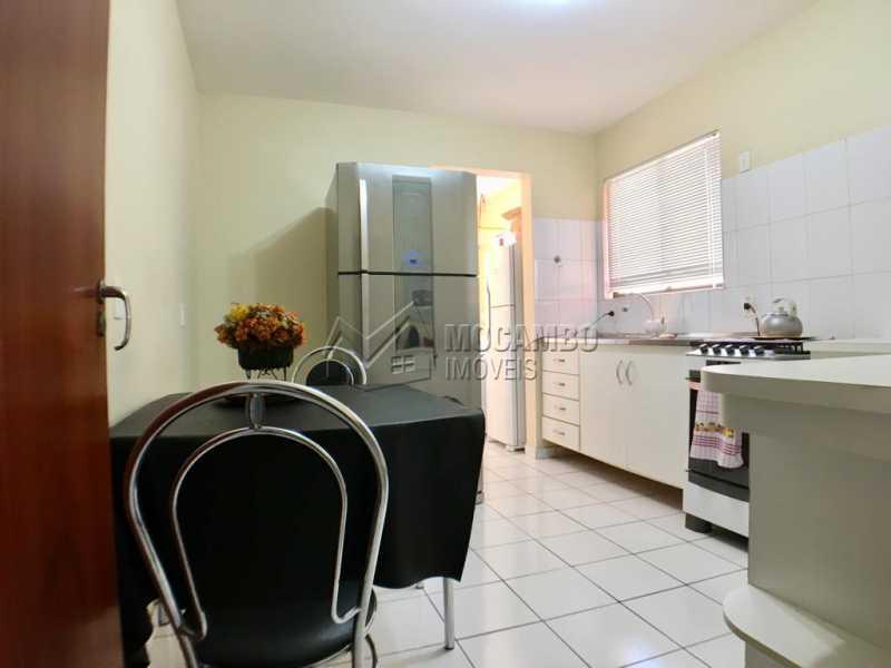 Cozinha - Apartamento 3 quartos à venda Itatiba,SP - R$ 380.000 - FCAP30518 - 6
