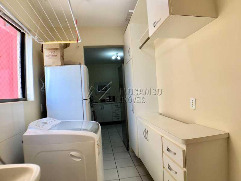 Lavanderia - Apartamento 3 quartos à venda Itatiba,SP - R$ 380.000 - FCAP30518 - 8
