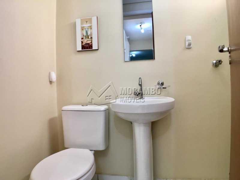 Banheiro - Apartamento 3 quartos à venda Itatiba,SP - R$ 380.000 - FCAP30518 - 10