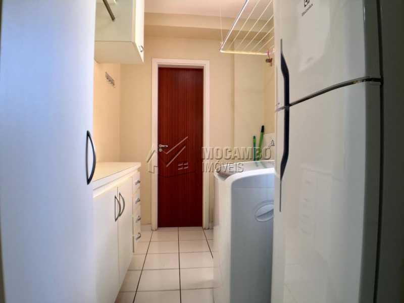 Lavanderia - Apartamento 3 quartos à venda Itatiba,SP - R$ 380.000 - FCAP30518 - 9