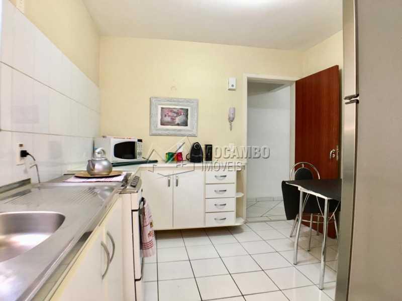 Cozinha - Apartamento 3 quartos à venda Itatiba,SP - R$ 380.000 - FCAP30518 - 7
