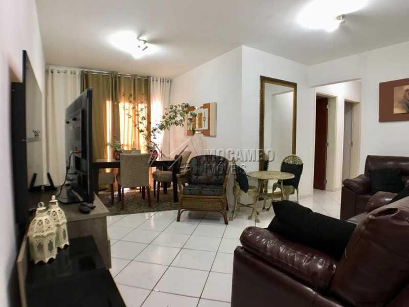 Sala de tv - Apartamento 3 quartos à venda Itatiba,SP - R$ 380.000 - FCAP30518 - 1