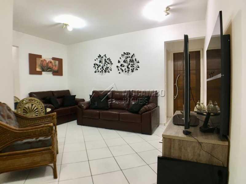 Sala de tv - Apartamento 3 quartos à venda Itatiba,SP - R$ 380.000 - FCAP30518 - 3