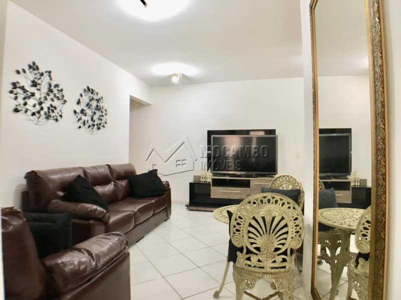 Sala de tv - Apartamento 3 quartos à venda Itatiba,SP - R$ 380.000 - FCAP30518 - 4