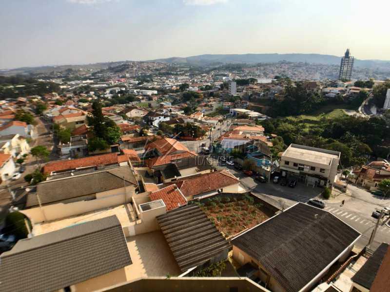 Vista varanda - Apartamento 3 quartos à venda Itatiba,SP - R$ 380.000 - FCAP30518 - 18