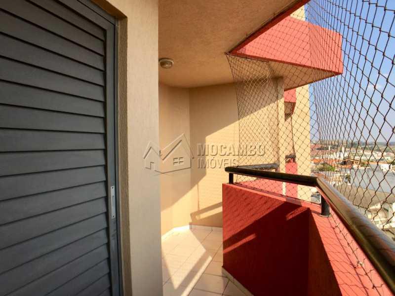 Varanda - Apartamento 3 quartos à venda Itatiba,SP - R$ 380.000 - FCAP30518 - 19