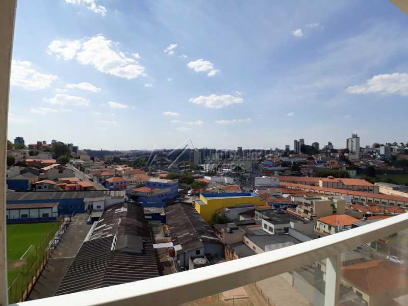 Varanda - Apartamento 2 quartos para alugar Itatiba,SP - R$ 1.300 - FCAP21003 - 9