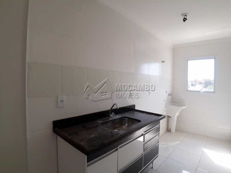 Cozinha - Apartamento 2 quartos para alugar Itatiba,SP - R$ 1.300 - FCAP21003 - 1
