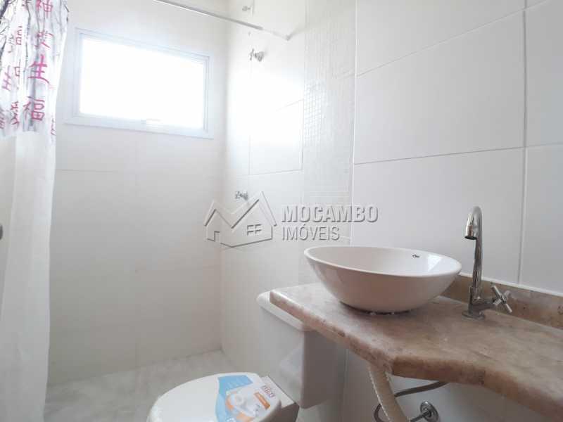 Banheiro suíte - Apartamento 2 quartos para alugar Itatiba,SP - R$ 1.300 - FCAP21003 - 5