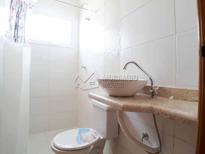 Banheiro suite - Apartamento 2 quartos para alugar Itatiba,SP - R$ 1.300 - FCAP21005 - 4