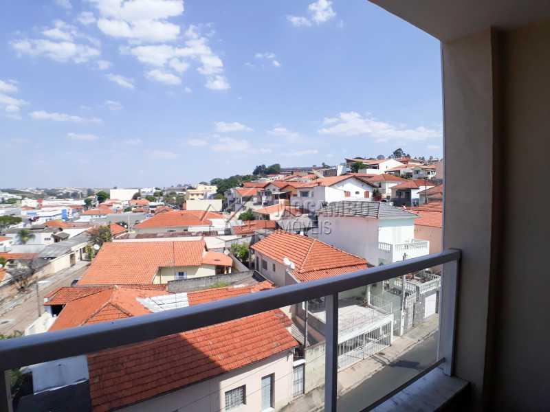 Varanda - Apartamento 2 quartos para alugar Itatiba,SP - R$ 1.300 - FCAP21005 - 3