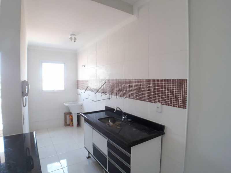 Cozinha - Apartamento 2 quartos para alugar Itatiba,SP - R$ 1.300 - FCAP21005 - 1