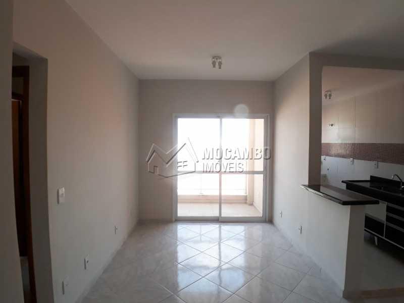 Sala - Apartamento 2 quartos para alugar Itatiba,SP - R$ 1.300 - FCAP21005 - 8