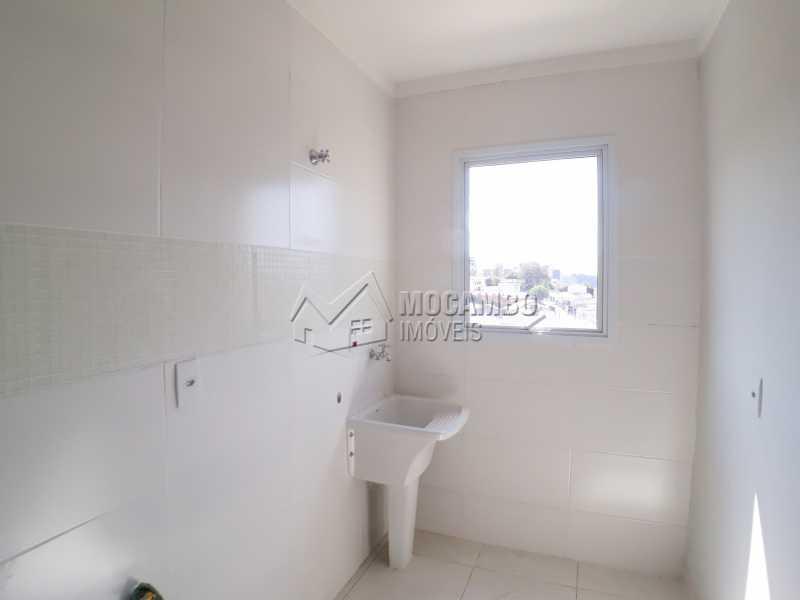 Lavanderia - Apartamento 2 quartos para alugar Itatiba,SP - R$ 1.300 - FCAP21005 - 9