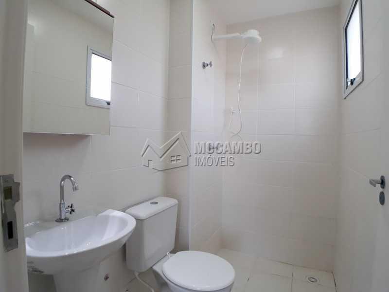 Banheiro Suite - Apartamento 2 quartos à venda Itatiba,SP - R$ 250.000 - FCAP21006 - 5