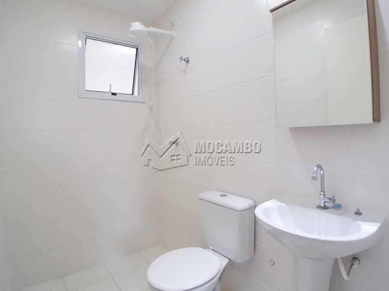 Banheiro - Apartamento 2 quartos à venda Itatiba,SP - R$ 250.000 - FCAP21006 - 7