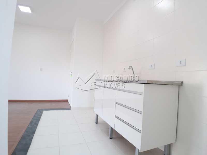 Cozinha - Apartamento 2 quartos à venda Itatiba,SP - R$ 250.000 - FCAP21006 - 3