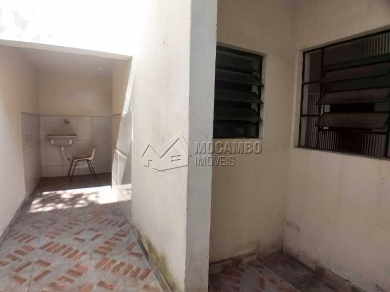 Área de Serviço - Casa Itatiba, Jardim de Lucca, SP Para Alugar, 2 Quartos, 40m² - FCCA21236 - 8