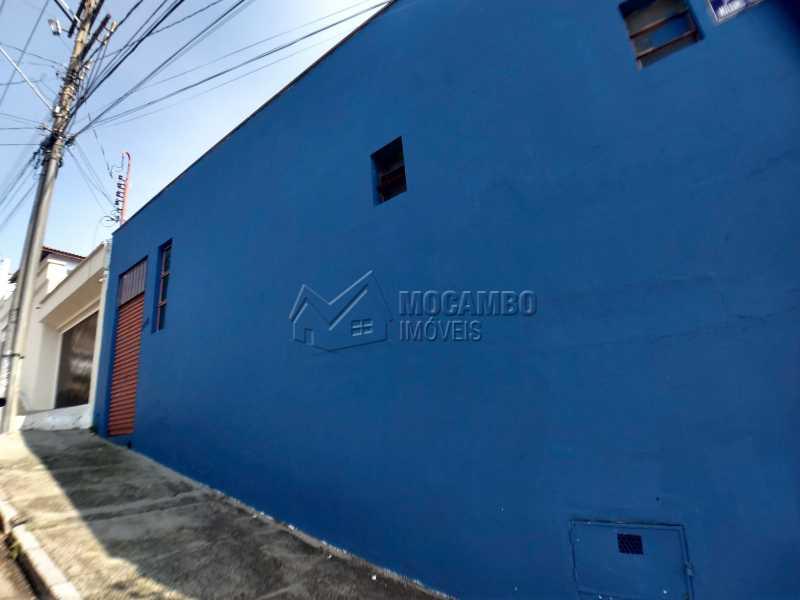 Fachada - Galpão 310m² para alugar Itatiba,SP - R$ 2.500 - FCGA00167 - 1