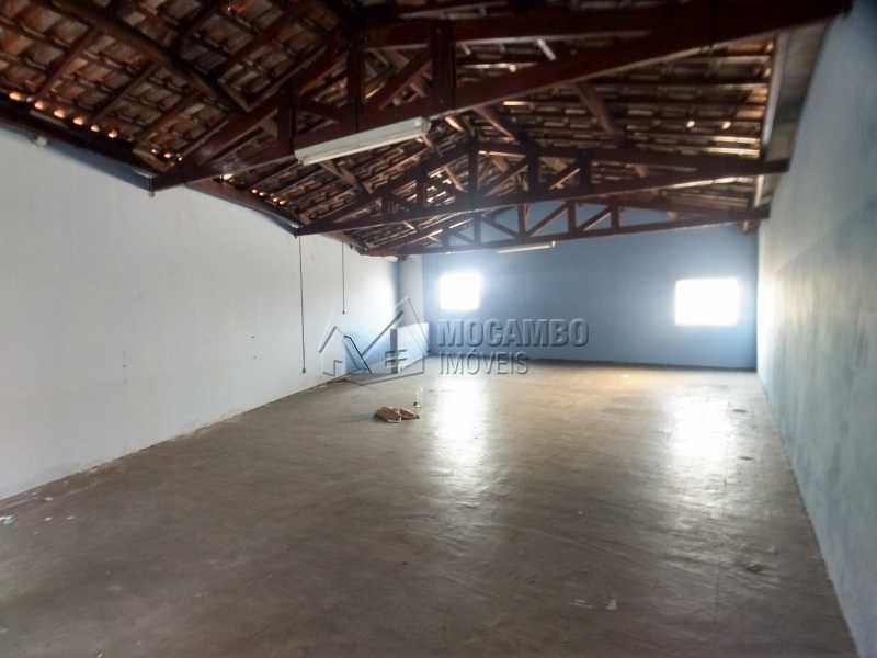 Área Interna - Galpão 310m² para alugar Itatiba,SP - R$ 2.500 - FCGA00167 - 6