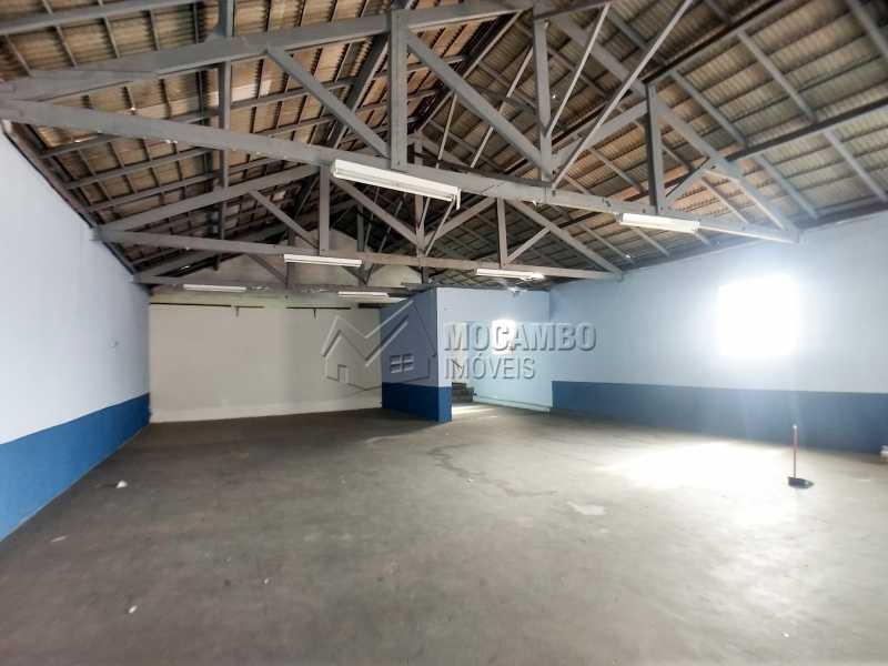 Área Interna - Galpão 310m² para alugar Itatiba,SP - R$ 2.500 - FCGA00167 - 4