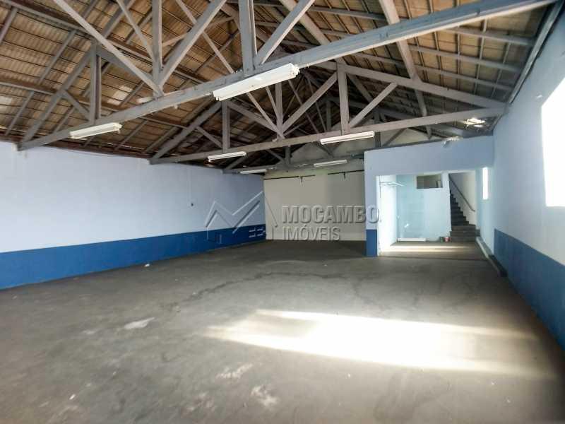 Área Interna - Galpão 310m² para alugar Itatiba,SP - R$ 2.500 - FCGA00167 - 3