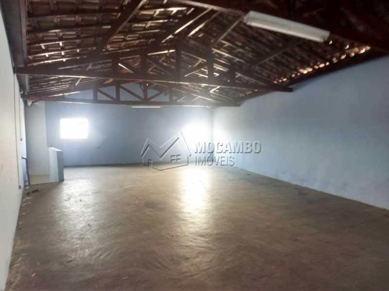 Área Interna - Galpão 310m² para alugar Itatiba,SP - R$ 2.500 - FCGA00167 - 5