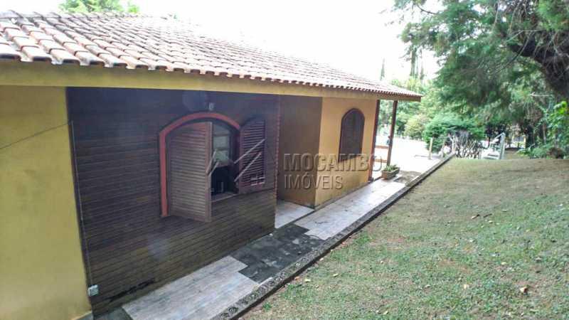 Lateral - Casa em Condomínio 3 quartos à venda Itatiba,SP - R$ 650.000 - FCCN30418 - 14