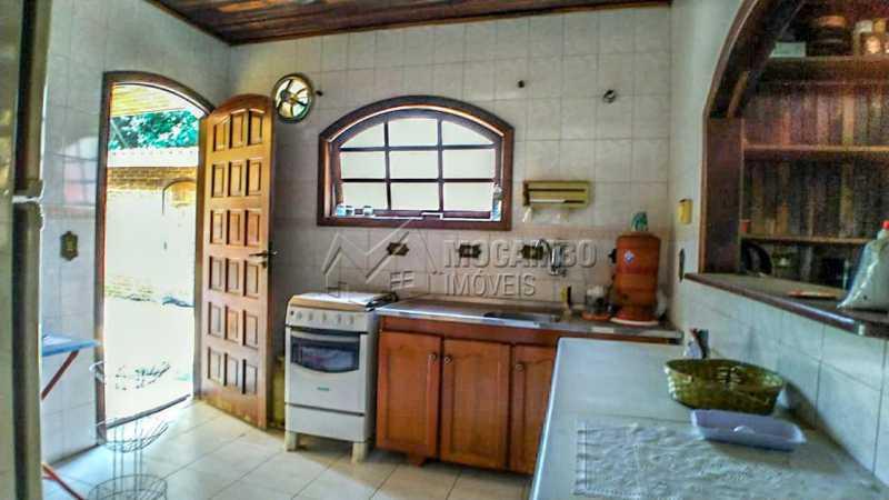 Cozinha - Casa em Condomínio 3 quartos à venda Itatiba,SP - R$ 650.000 - FCCN30418 - 5