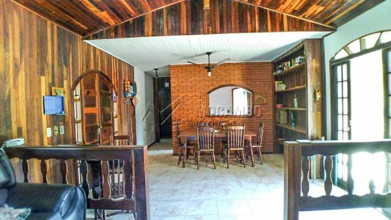Sala - Casa em Condomínio 3 quartos à venda Itatiba,SP - R$ 650.000 - FCCN30418 - 3