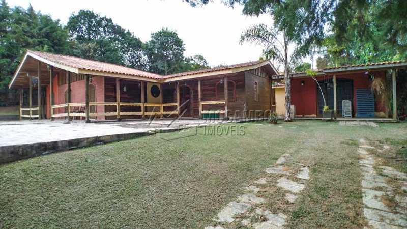 Área Externa - Casa em Condomínio 3 quartos à venda Itatiba,SP - R$ 650.000 - FCCN30418 - 17