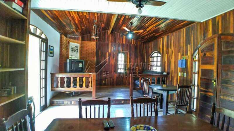 Sala - Casa em Condomínio 3 quartos à venda Itatiba,SP - R$ 650.000 - FCCN30418 - 1