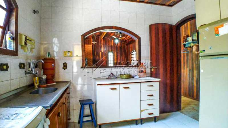 Cozinha - Casa em Condomínio 3 quartos à venda Itatiba,SP - R$ 650.000 - FCCN30418 - 6