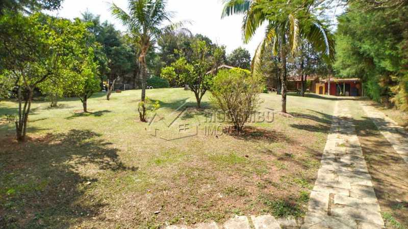Entrada - Casa em Condomínio 3 quartos à venda Itatiba,SP - R$ 650.000 - FCCN30418 - 18