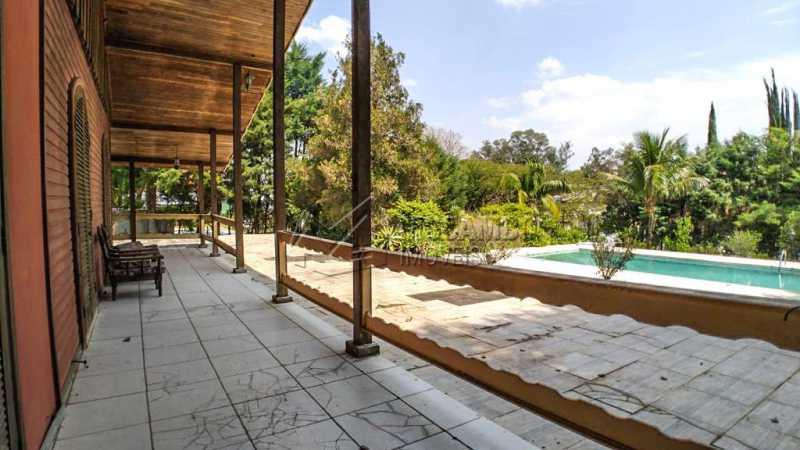 Varanda - Casa em Condomínio 3 quartos à venda Itatiba,SP - R$ 650.000 - FCCN30418 - 20