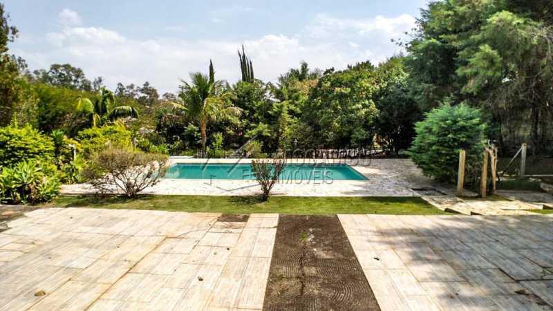 Área Externa - Casa em Condomínio 3 quartos à venda Itatiba,SP - R$ 650.000 - FCCN30418 - 21