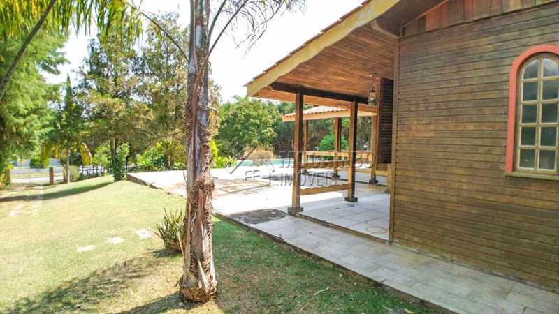 Área Externa - Casa em Condomínio 3 quartos à venda Itatiba,SP - R$ 650.000 - FCCN30418 - 24