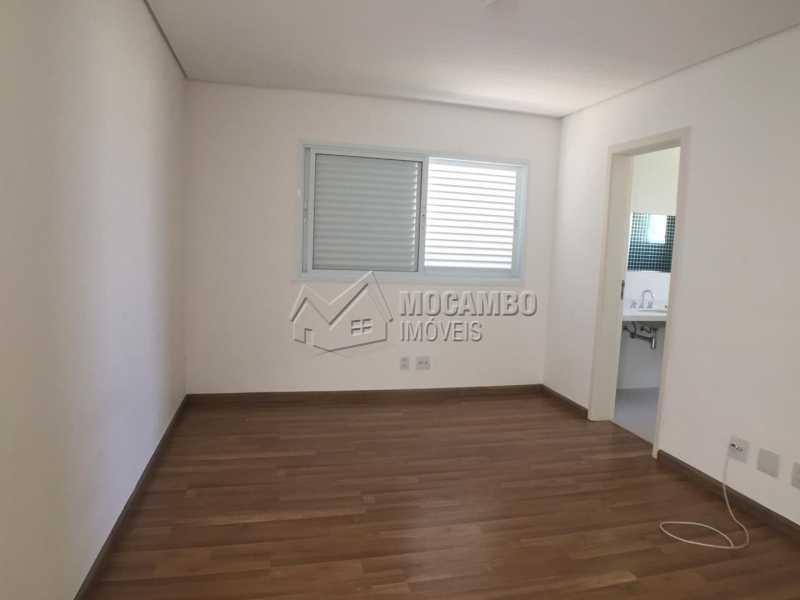 Suíte  - Casa em Condomínio 4 quartos à venda Itatiba,SP - R$ 700.000 - FCCN40142 - 12