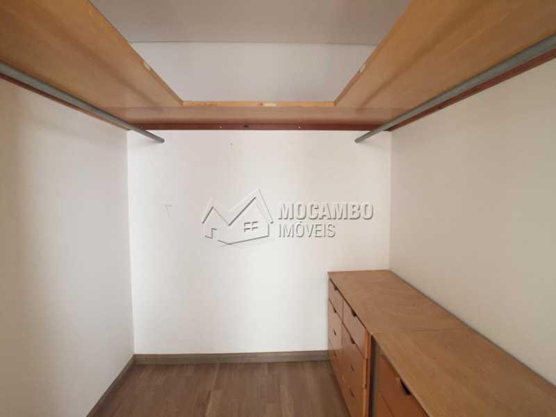 Closet - Casa em Condomínio 4 quartos à venda Itatiba,SP - R$ 700.000 - FCCN40142 - 13