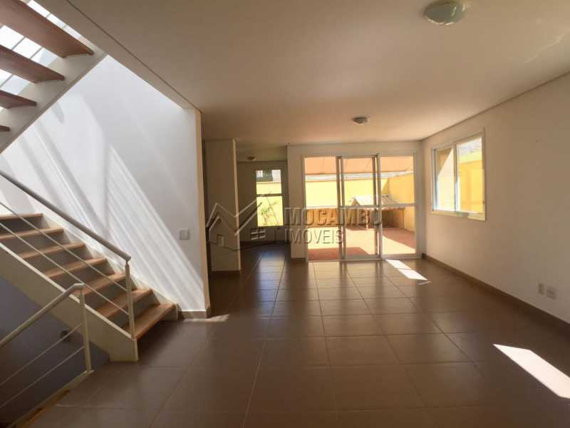 Sala - Casa em Condomínio 4 quartos à venda Itatiba,SP - R$ 700.000 - FCCN40142 - 3